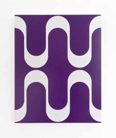 MWMW. 2013, acrylic on canvas, 50 x 40 cm / MWMW. 2013, acrylique sur toile, 50 x 40 cm