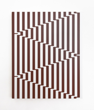 MWMW. 2013, acrylic on canvas, 50,5 x 41 cm / MWMW. 2013, acrylique sur toile, 50,5 x 41 cm