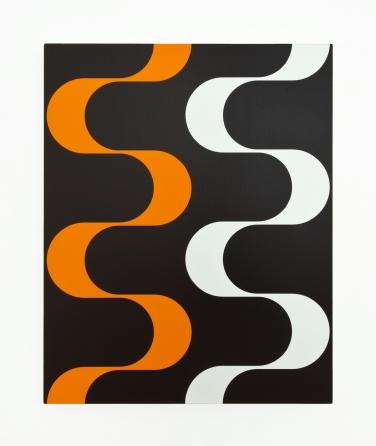 MWMW. 2013, acrylic on canvas, 60 x 48 cm / MWMW. 2013, acrylique sur toile, 60 x 48 cm