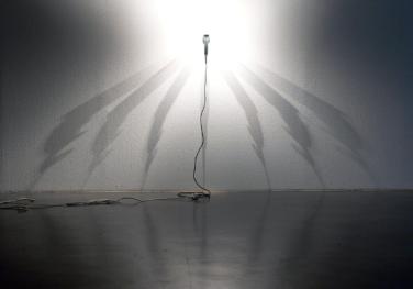 Es könnte so oder so ausgehen. 2011, installation view / Es könnte so oder so ausgehen. 2011, vue d'installation