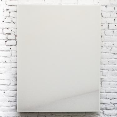 Untitled, 2015, Toile bois et caoutchouc, 125 x 95 cm
