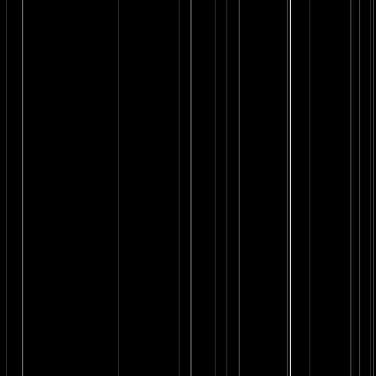 Bruit_2d-1. 2013-2014, pigmented picture, 200 x 25 cm / Bruit_2d-1. 2013-2014, image pigmentée, 200 x 25 cm