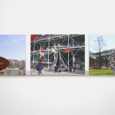 UGO SCHIAVI 1% climbing. 2013, set of photos, 15 x 20 cm / 1% climbing. 2013, série de photographies, 15 x 20 cm