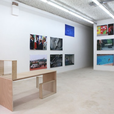 AGENTUR SCHWIMMER – CITY DESK LYON. Exhibition view / AGENTUR SCHWIMMER – CITY DESK LYON. Vue d'exposition