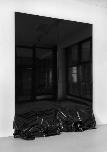 Graceful degradation 1. 2009, Back from, Kunstraum Düsseldorf (AaE)