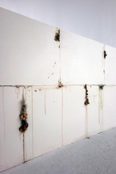 Partition, 2012, détail / Partition, 2012, detail