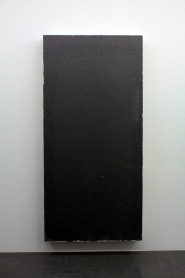 Baba relief 4, 2016, polystyrene boards, plaster, spar-marine varnish, canevas, 250 x 120 x 18 cm © Mathieu Despeysses / Baba relief 4, 2016, tableaux en polystyrène, plâtre, vernis pour bateau, canvas, 250 x 120 x 18 cm © Mathieu Despeysses