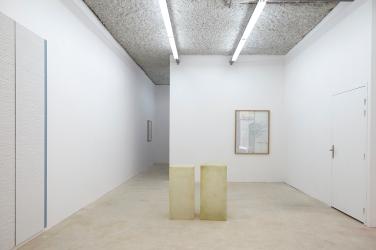 exhibition view / vue de l'exposition
