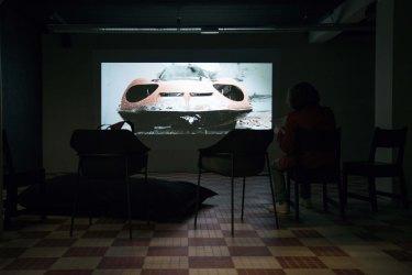 Florian Pugnaire - Agôn, 2016. Vidéo, 18 minutes