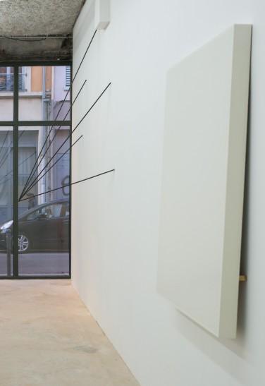 Vue d'exposition - Ninakarlin Prinz et Pierre Labat