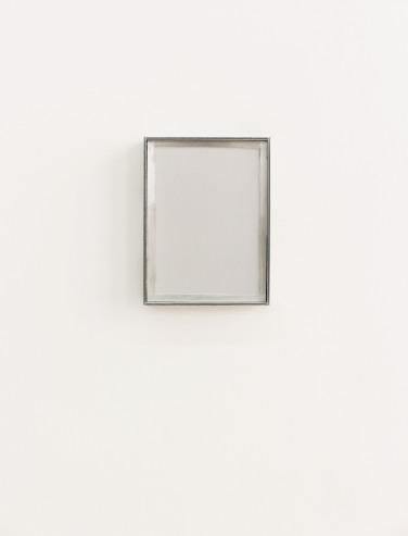MIMMO (AL REVERSO) - 2017. Technique mixte, 21 x 15 cm