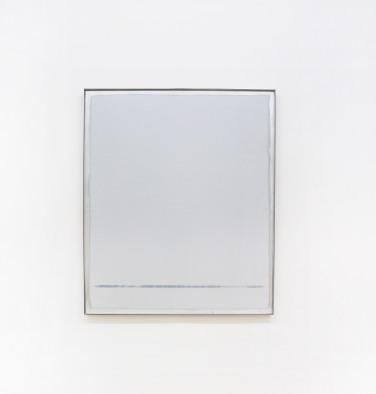 MIMMO (AL REVERSO) - 2017. Technique mixte, 123 x 105 cm