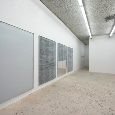 Vue de l'exposition MIMMO
